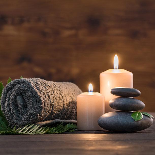 Wellness-Oase zur Entspannung
