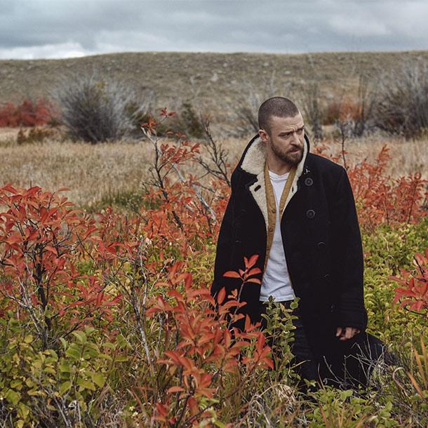 Justin Timberlake mit  Country und Südstaaten-Feeling