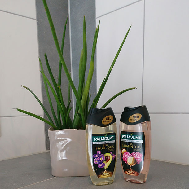 Palmolive Aroma Sensations im Bad