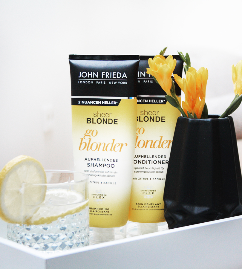 John Frieda Sheer Blonde Inspiration