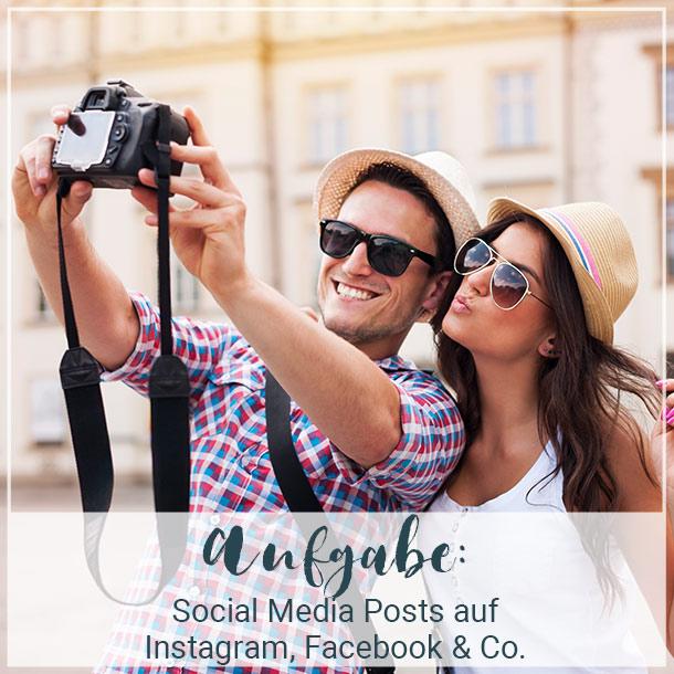 Die Aufgaben der MARCO POLO Social Media-Botschafter