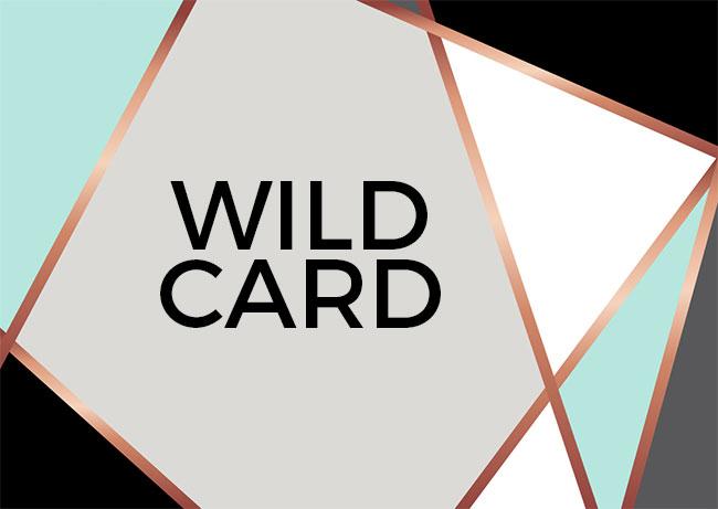 Wildcard Gewinnspiel