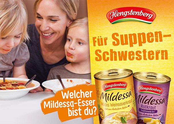 Mildessa Suppen-Schwestern