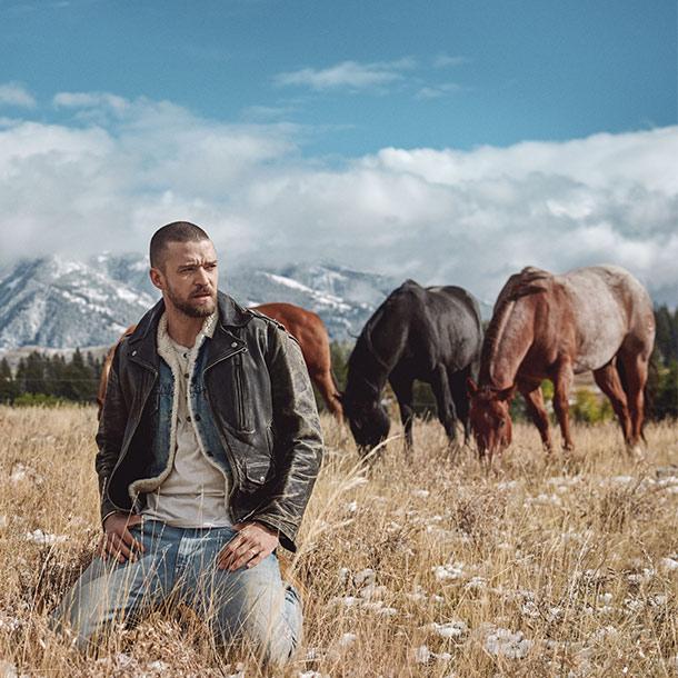"""Justin Timberlake für seine """"Man of the Woods""""-Tour"""