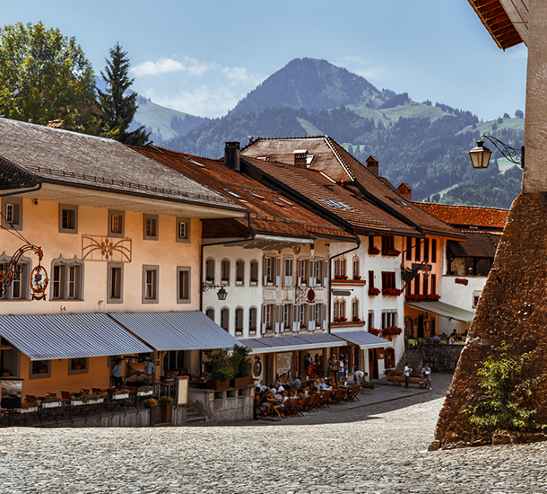 Gruyere Schweiz