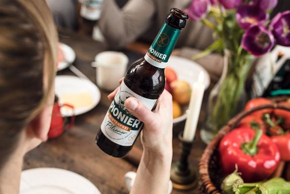 Pionier glutenfreies Pilsener