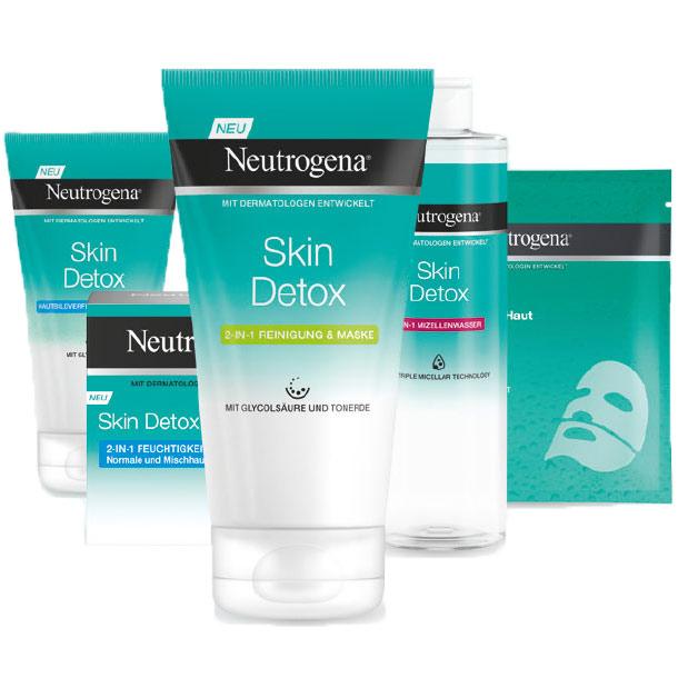 Neutrogena Skin Detox Set