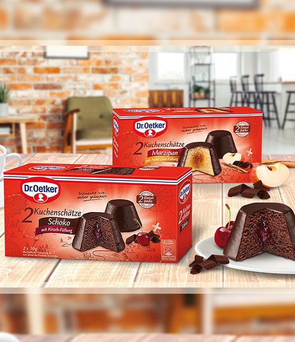 Produkttest Dr Oetker Kuchenschatze Brands You Love