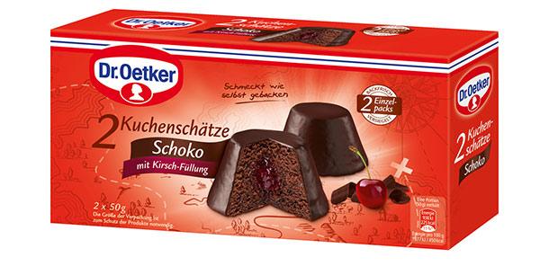 Dr. Oetker Kuchenschätze Schoko