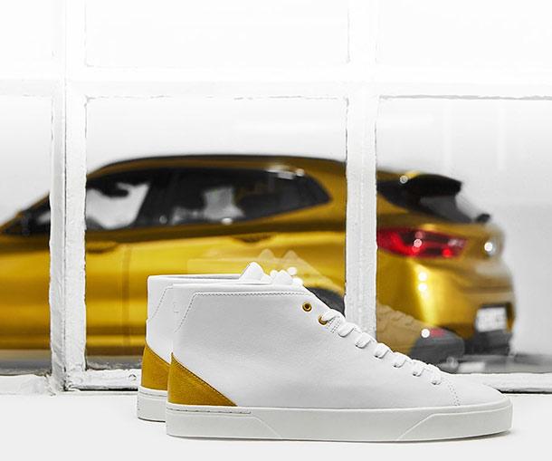exklusiv kreierte Sneakers