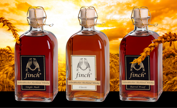 finch® Whisky Sortiment