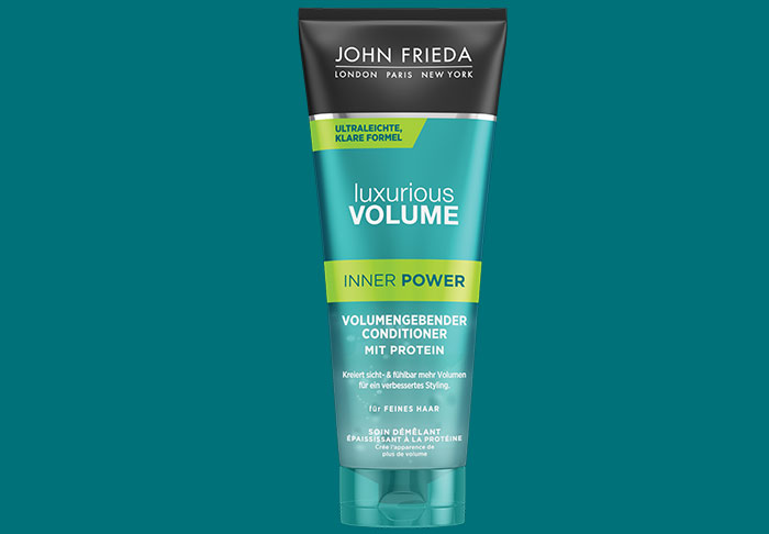 Luxurious Volume® Inner Power schwereloser Protein-Conditioner von John Frieda