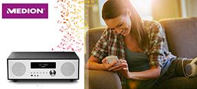 Das MEDION Audio System X64400 überzeugt!