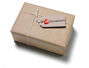 Lisa freundeskreis Paket: REWE frei von glutenfrei
