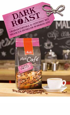 Melitta® Mein Café Dark Roast