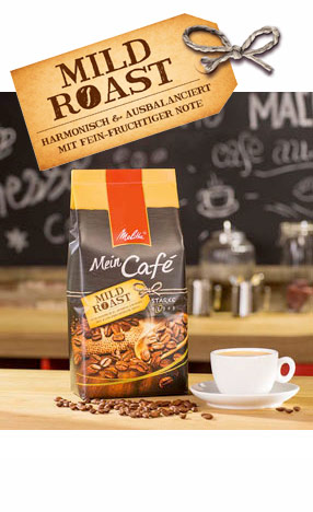 Melitta® Mein Café Mild Roast