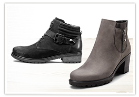 ara Shoes Modelle Kansas und Mantova