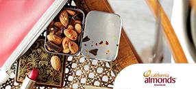 Mandeln von California Almonds