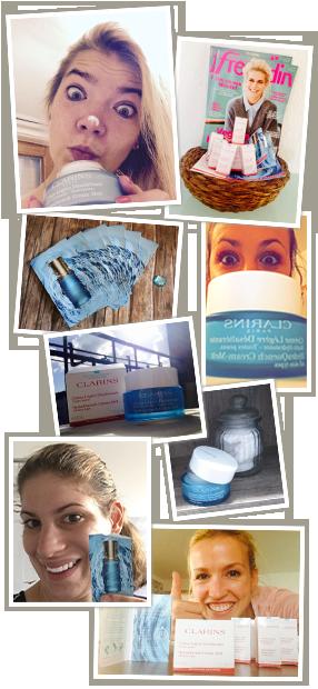 Bilder vom Clarins Multi-Hydratante Test