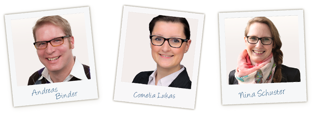 Lisa freundeskreis-Team
