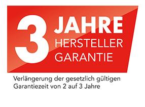 Hersteller-Garantie von AEG