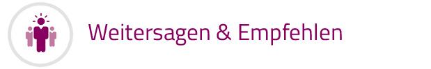 Philips Sonicare AirFloss Ultra weitersagen und empfehlen