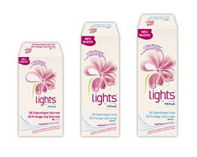 lights by TENA Slipeinlagen – für mehr Sicherheit bei sensibler Blase