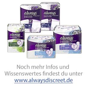 www.alwaysdiscreet.de