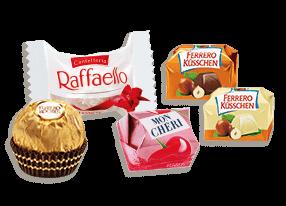 Ostern mit den Spezialitäten von Ferrero