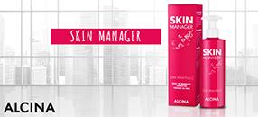 Der neue Skin Manager von Alcina redet nicht, er macht