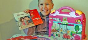 Top: 100% Weiterempfehlung für LEGO® Juniors für Kinder ab vier Jahren