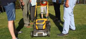 Rasenmäher Test mit Combi 50 S AE von Stiga