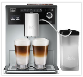 Kaffeevollautomat bei Gewinnspiel