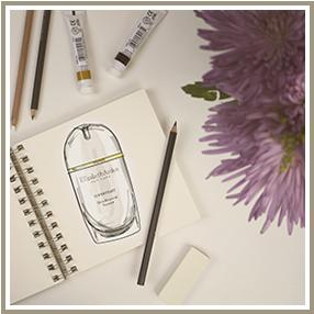 Elizabeth Arden SUPERSTART Skin Renewal Booster Zeichnung