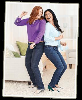 Tanzen trotz Blasenschwäche: Always Discreet