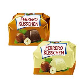 Weihnachtsbräuche mit Ferrero Küsschen