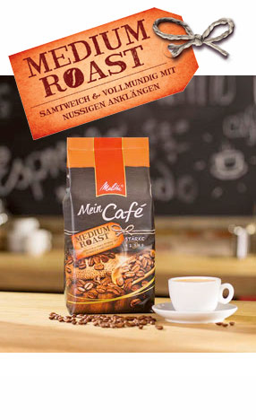 Melitta® Mein Café Medium Roast