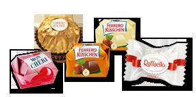 Ferrero Gewinnspiel Preise