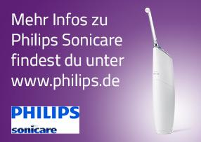 Mehr Infos zu Philips Sonicare