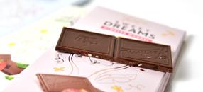 100 Schokoliebhaber berichten über ihren Geschmackstest der Feodora Sweet Dreams-Sorten