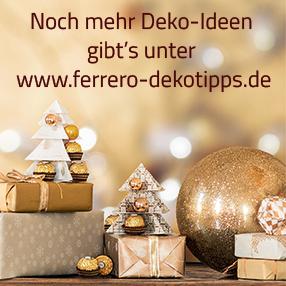 Zu www.ferrero-dekotipps.de
