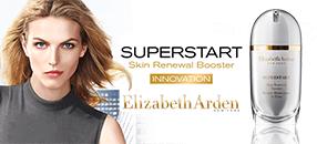 90% Weiterempfehlung für den SUPERSTART Renewal Booster von Elizabeth Arden