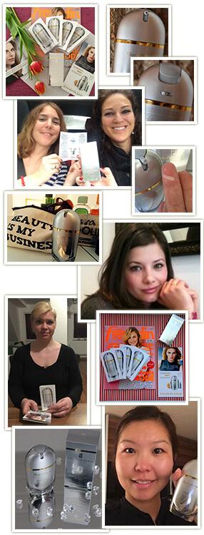 Bilder vom Elizabeth Arden SUPERSTART Skin Renewal Booster Test