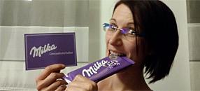 Die Milka Genussbotschafter
