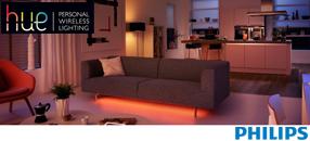 Philips hue Lichtsteuerung