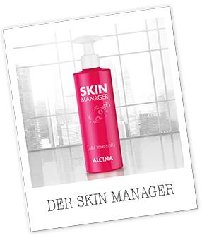 Der Alcina Skin Manager