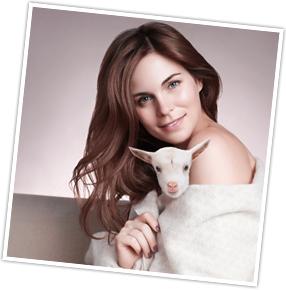 Alcina Cashmere Gesichtspflege mit Cashmere-Extrakt