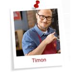 Expertenblog mit Timon