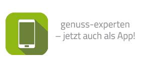 Die genuss-experten App