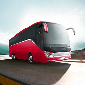 Автобус Кызыл — Борозда